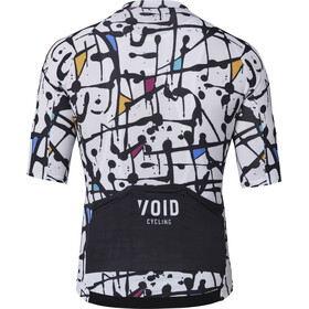 VOID Abstract Jersey Men white